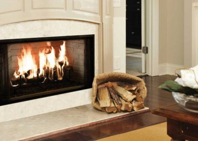 Royalton Wood Burning Fireplace
