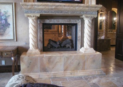 fireplace surround albuquerque