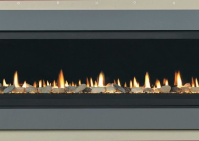 fireplace horizontal