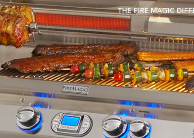 Firemagic Gas BBQ