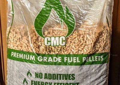 CMC Pellets bag
