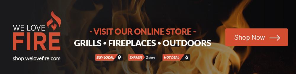 We Love Fire